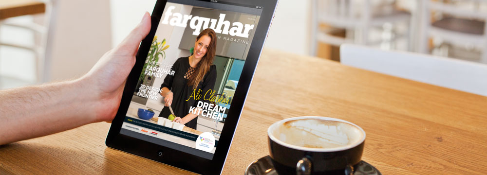 Farquhar Kitchen Magazine - Digital Edition Available Now!